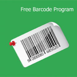 Free Barcode Program
